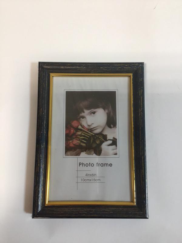 Fotorámček, modrý 10x15cm