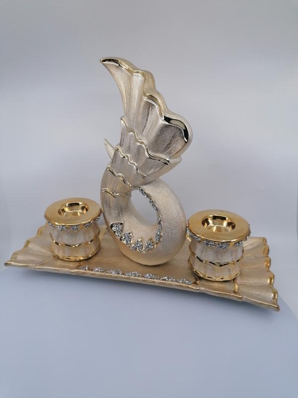 Zlatá dekorácia 360C