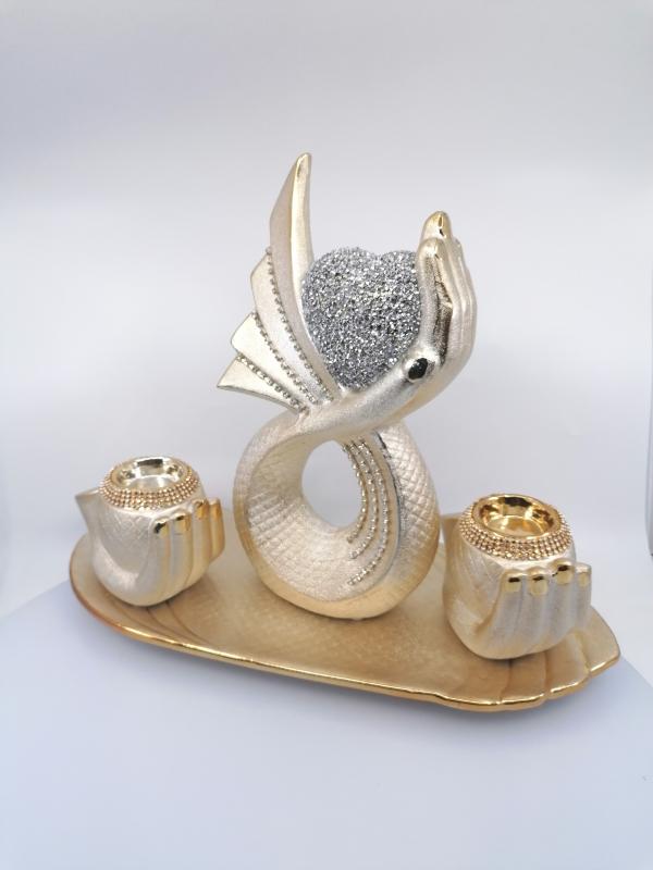 Zlatá dekorácia 352C