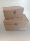 2sada  dekoračné krabičky