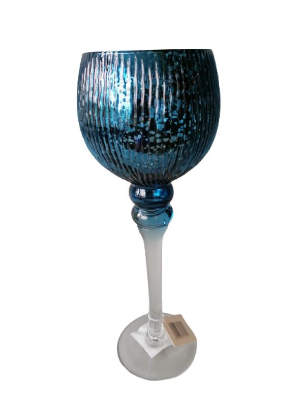 Modrý kalich  35x12cm