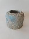Nádoba HONATI, antická modrá, 19,5x15 cm