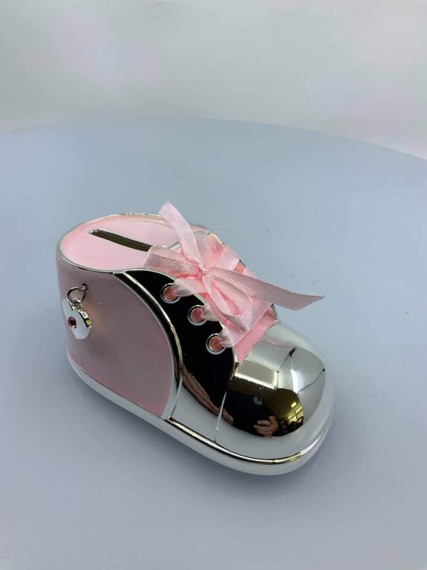 Pokladnička topánka ružová