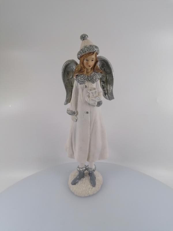 Zimný anjel