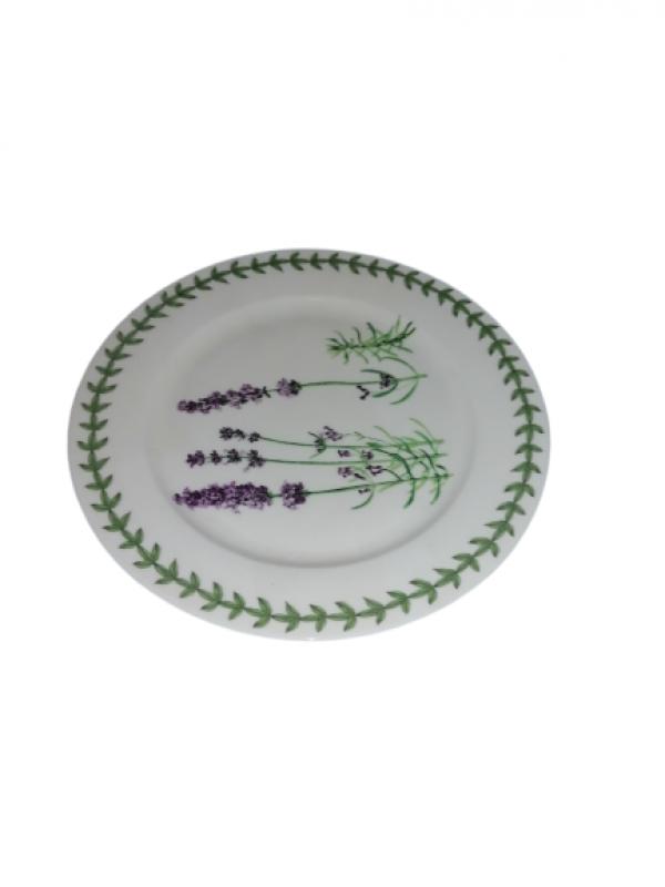 Dezertný tanier Levanduľa