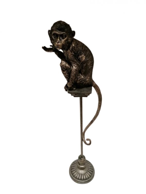 Dekoračná opica 110cm