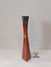 Dekoračná váza 40x6x6 cm