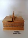 Box na šitie Nitiarka 16x19x13 cm