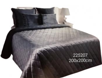 Prehoz na posteľ  200x200cm