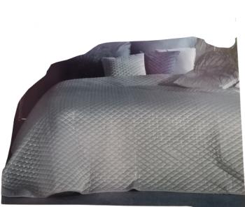 Prehoz na posteľ 200x200 cm