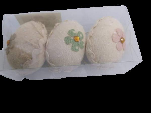 Veľkonočné vajíčka 5x4cm