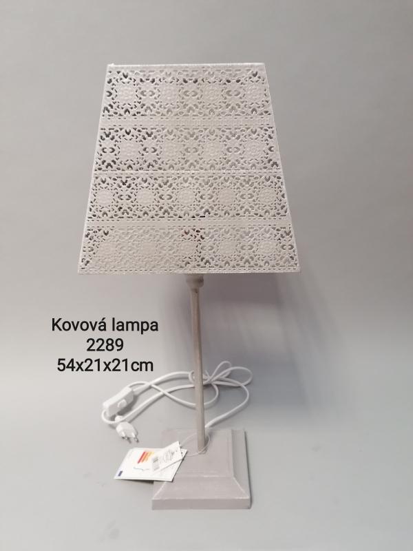 Stojaca lampa 54x21x21x cm