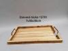 Drevená tácka 7x50x30 cm