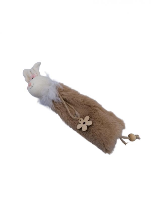 Zajačik hnedý 23cm