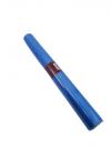 Organza modrá, 0,36x7 m