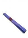 Organza fialová, 0,36x7 m